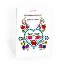 Coloring e-book - Wonderful hugarian patterns from Kalocsa