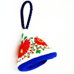 Potholders - hungarian folk pattern - Matyo style